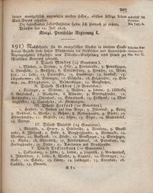 Amtsblatt Münster 1818 207